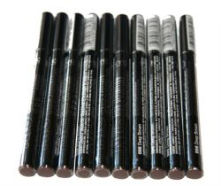 12 x NYC High Definition Liquid Eyeliners | Deep Brown | Wholesale Job Lot